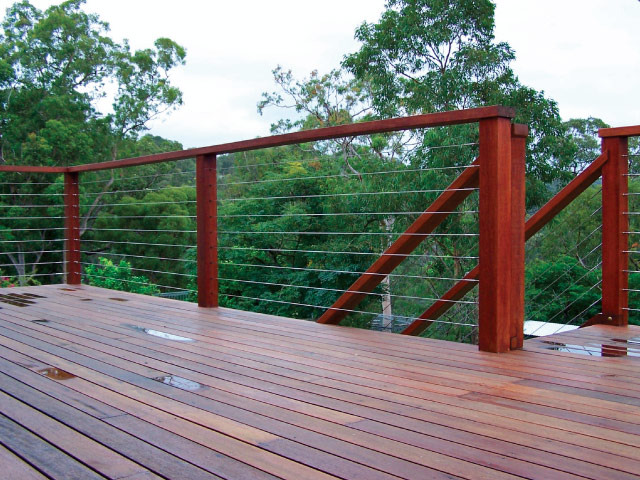 Balustrade Stainless Steel Cable Amp Fittings